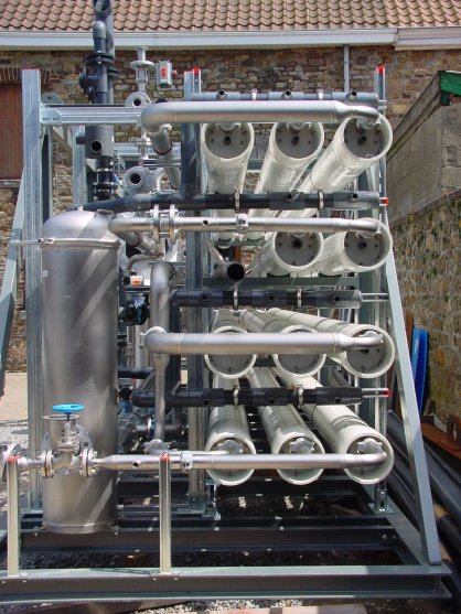 Unit of Reverse Osmosis
